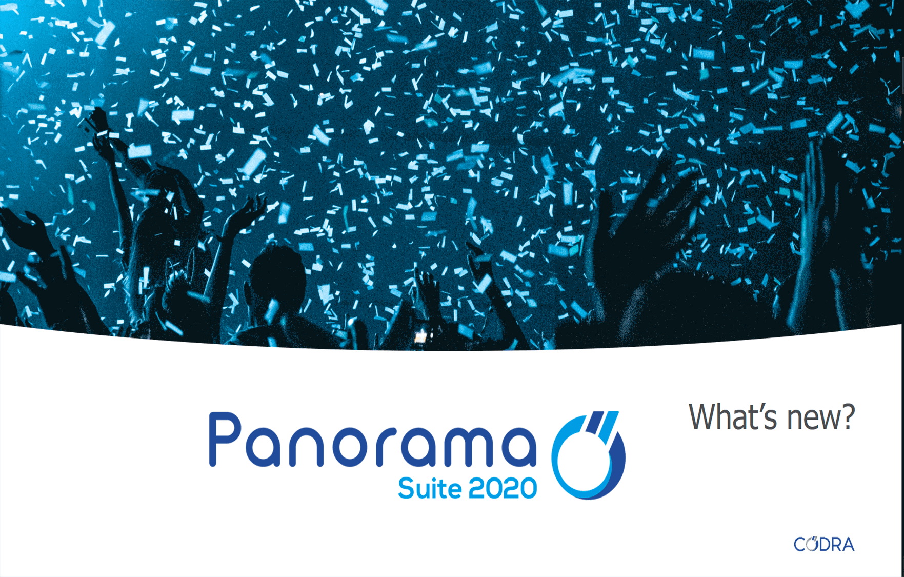 Webinar - new features of Panorama Suite 2020