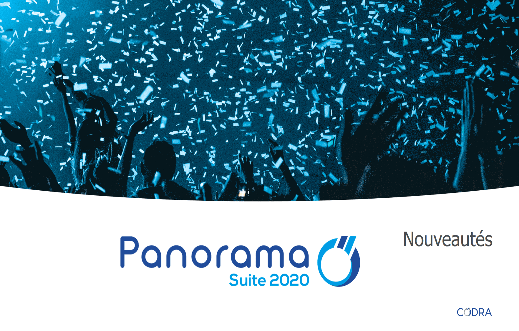 Webinar - nouveautés Panorama Suite 2020