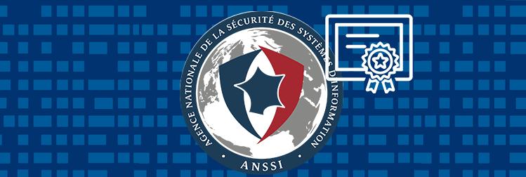 Partenaire cybersécurité : l'ANSSI - Cybersecurity partner : ANSSI