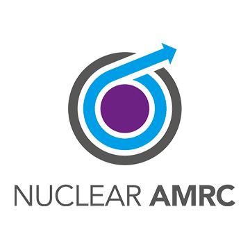 Nuclear AMRC logo