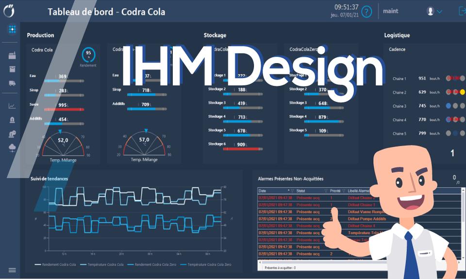 Webinar IHM Design