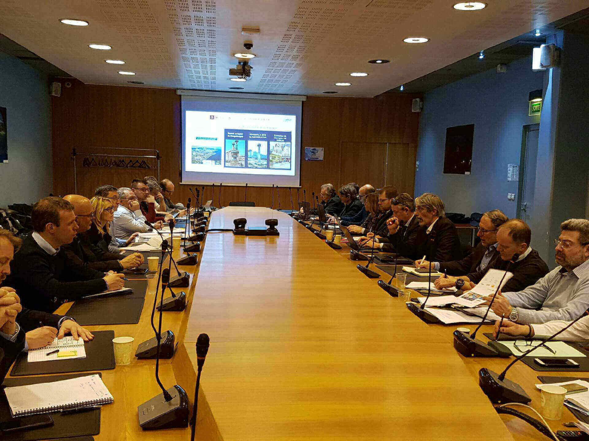 Assemblée générale de Proavia 2019